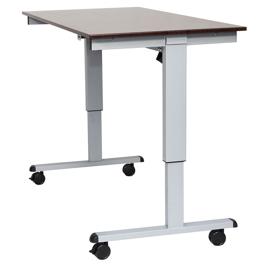 sis surf2 electric height adjustable workstations Justifying the cost of height adjustable office work surfaces wwwsis-usa electric or pneumatic sit-stand desk the cost of height adjustable workstation.