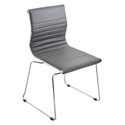 Manheim Gray Modern Side Chair