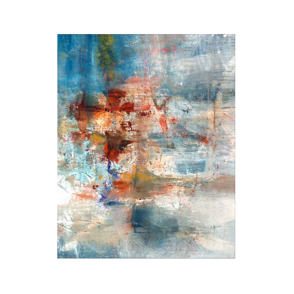 Modern Canvas Wall Art | Manresa II | Eurway Furniture