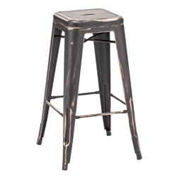 Marius Set of 2 Contemporary Bar Stools