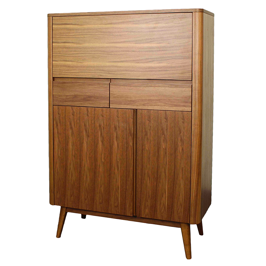 Call To Order · Marika Modern Bar Cabinet