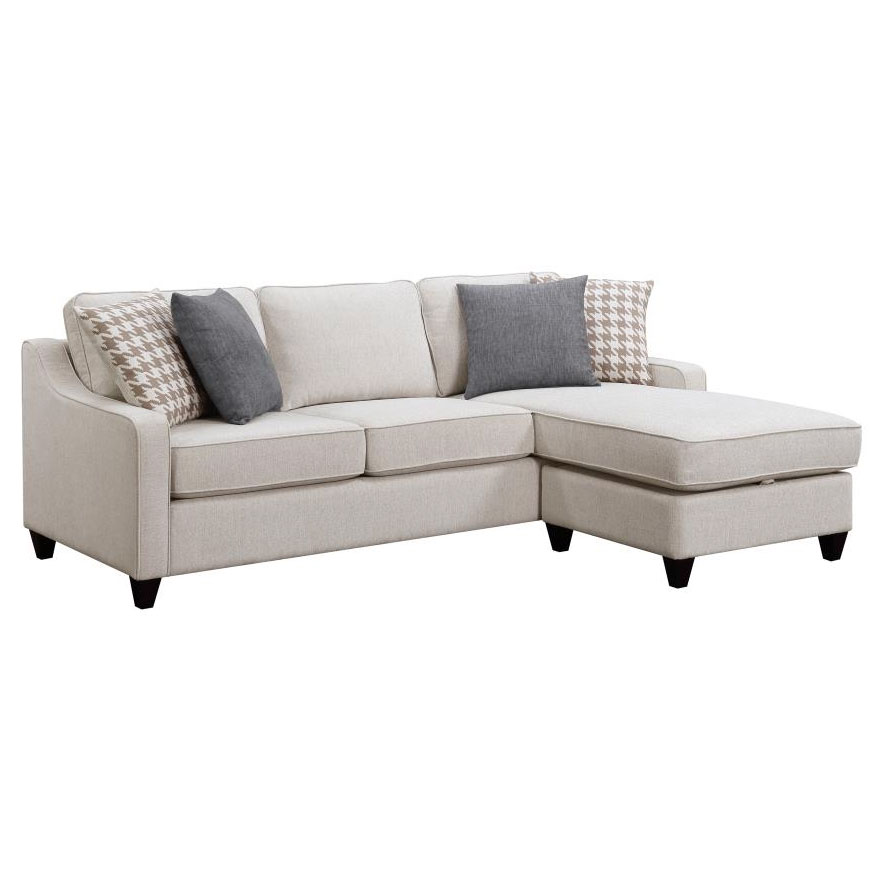 Call To Order · Marseille Contemporary Sectional Sofa