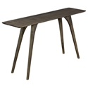 Martin Modern Strata Nantucket Console Table by Saloom