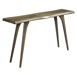 Martin Modern Wave Edge Nantucket Console Table by Saloom