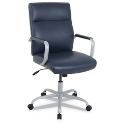 Matrix Modern Navy Blue Office Chair