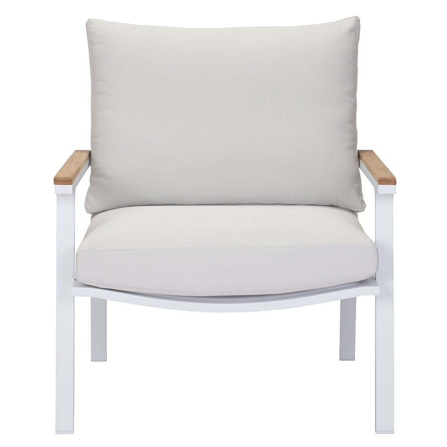 Matthew Gray Modern Outdoor Lounge Chair