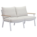 Matthew Gray Modern Outdoor Sofa