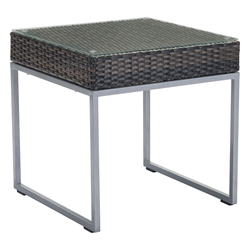 Meachem Modern Outdoor Side Table