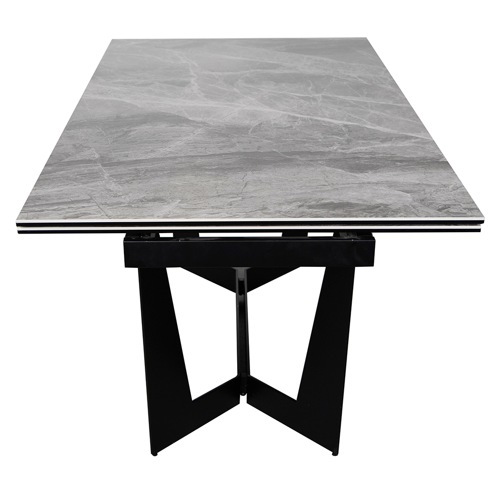 Mateo Extension Dining Table by Euro Style | Eurway