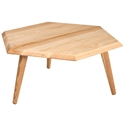 Metric Contemporary Coffee Table by Gus Modern in Ash