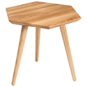 Metric Contemporary End Table by Gus Modern in Ash