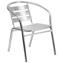 Milan Modern Heavy Duty Indoor/Outdoor Chair