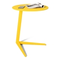 Milo Modern Lemon Side / Laptop Table by BDI