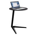 Milo Modern Pepper Side / Laptop Table by BDI
