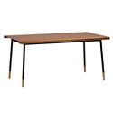 Miriam Modern 63 Inch Dining Table by Euro Style