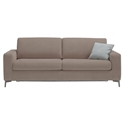 Mistral Modern Sleeper Sofa in Light Grey by Pezzan