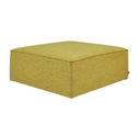 Mix Modular Ottoman in Bayview Dandelion by Gus* Modern