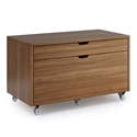 Modica Mobile File Cabinet by BDI
