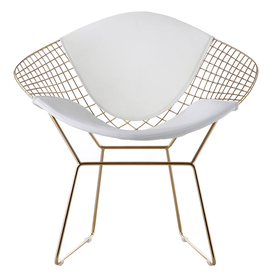 Moina Contemporary Lounge Chair