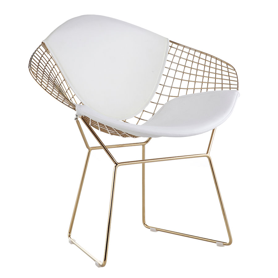 Moina Modern Lounge Chair