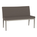 Monroe Modern 48 In. Dining Bench by Amisco