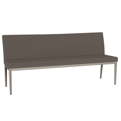 Monroe Modern 72 In. Dining Bench by Amisco