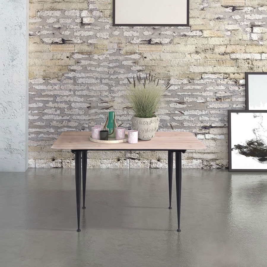 Mosier Modern Natural Coffee Table