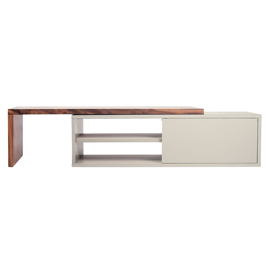 move modern gray tv stand by temahome  eurway - move contemporary tv stand