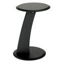 Munich Black Modern Side Table