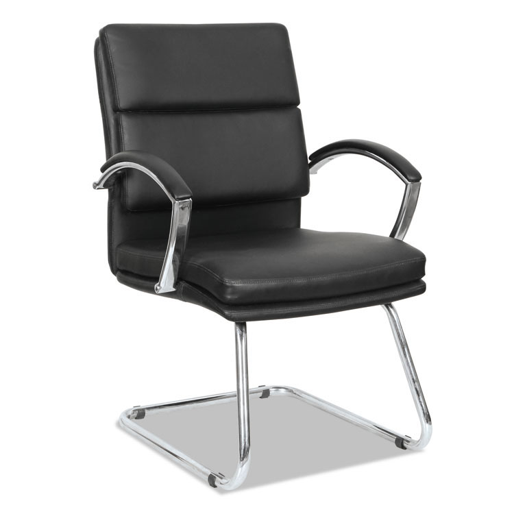 Napoli Modern Conference Chair in Black