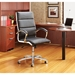 Napoli Modern High Back Office Chair in Black
