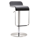 Narbonne Modern Black Adjustable Height Stool