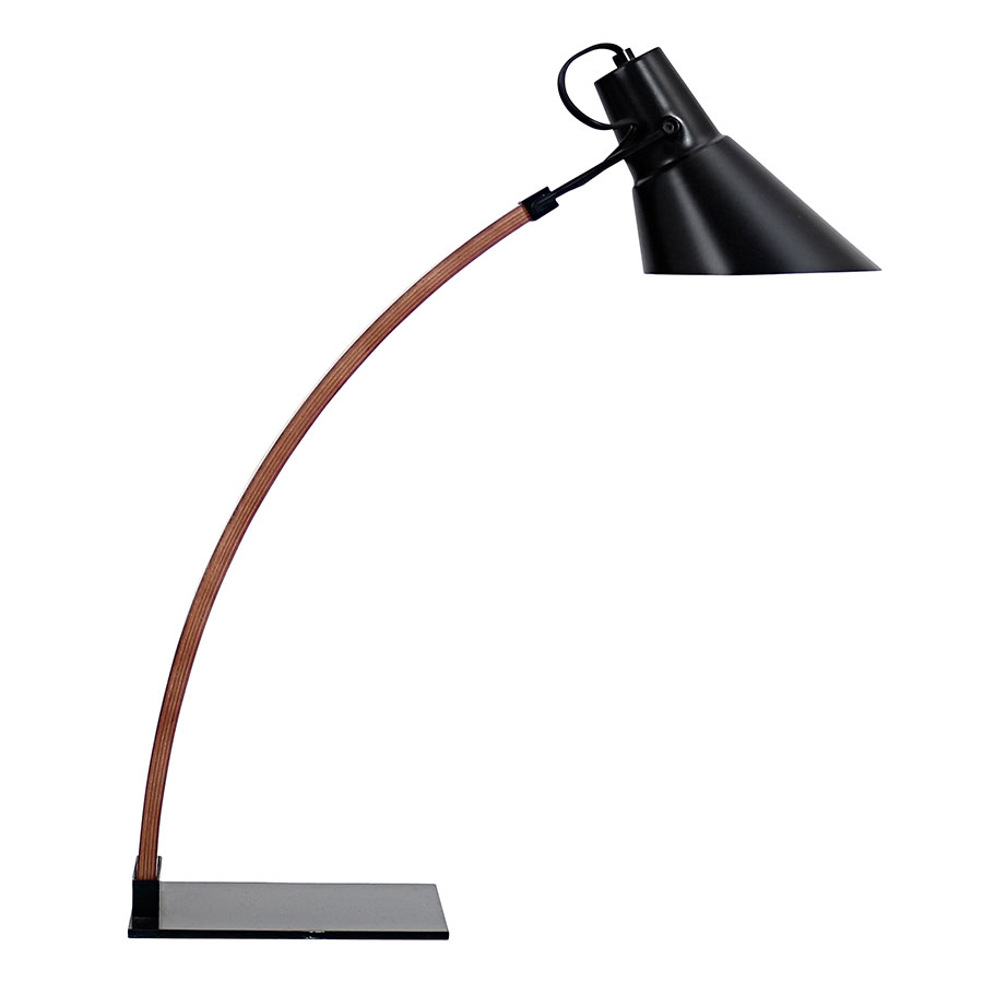 Modern Desk Lamps | Nathaniel Black Desk Lamp | Eurway