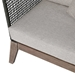 Modloft Netta Modern Outdoor Lounge Chair - Detail