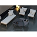 Modloft Netta Modern Outdoor Lounge Chair - Lifestyle with Chaise