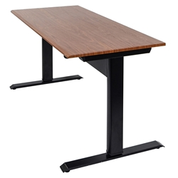 Niagara 48 Inch Modern Adjustable Height Desk