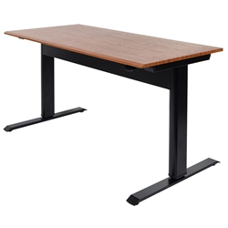 Niagara 56 Inch Modern Adjustable Height Desk