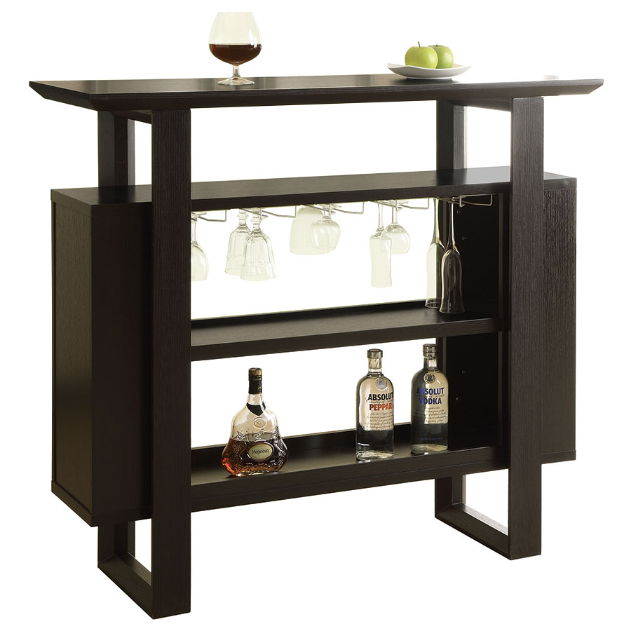 Super Modern Bars + Contemporary Serving Carts | Eurway HD15