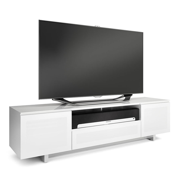 Nora Slim Contemporary TV Stand by BDI