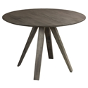Nova Contemporary Nantucket-Finished Dining Table by Saloom