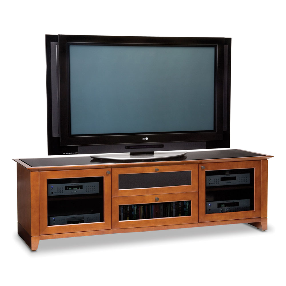 Novia Wide Modern Tv Stand By Bdi Eurway Furniture
