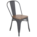 Oakland Rustic Modern Dining Chair