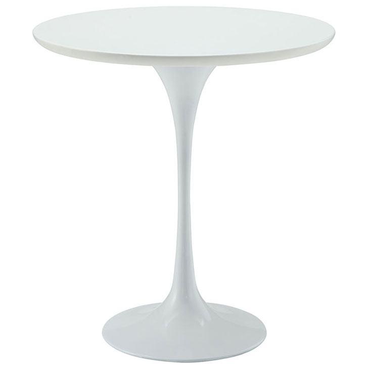 "Odyssey 20"" Round Modern Side Table"