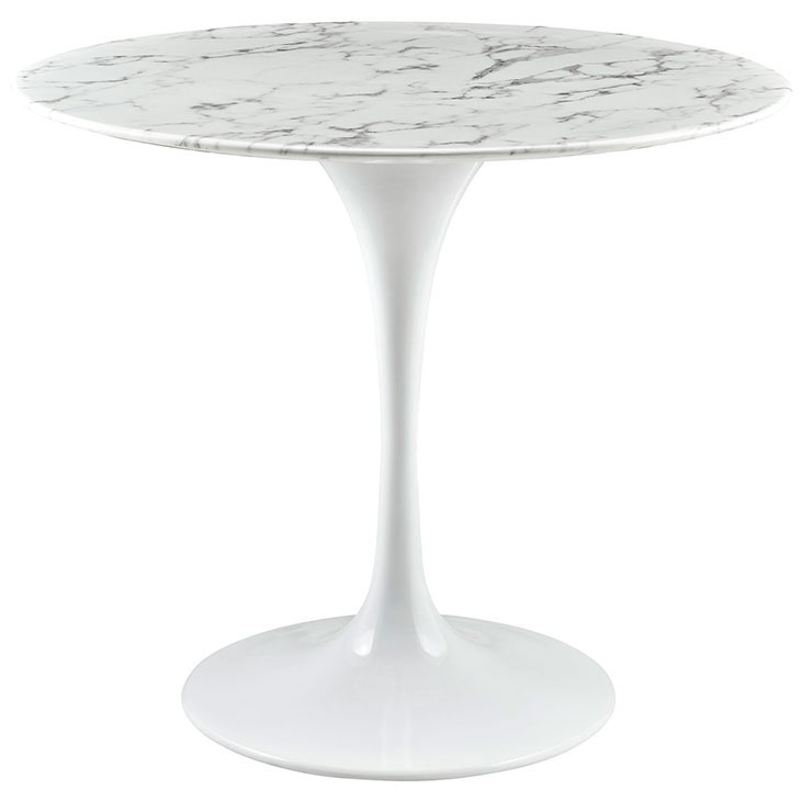 Odyssey Mid-Century Modern 36 in. Round Dining Table