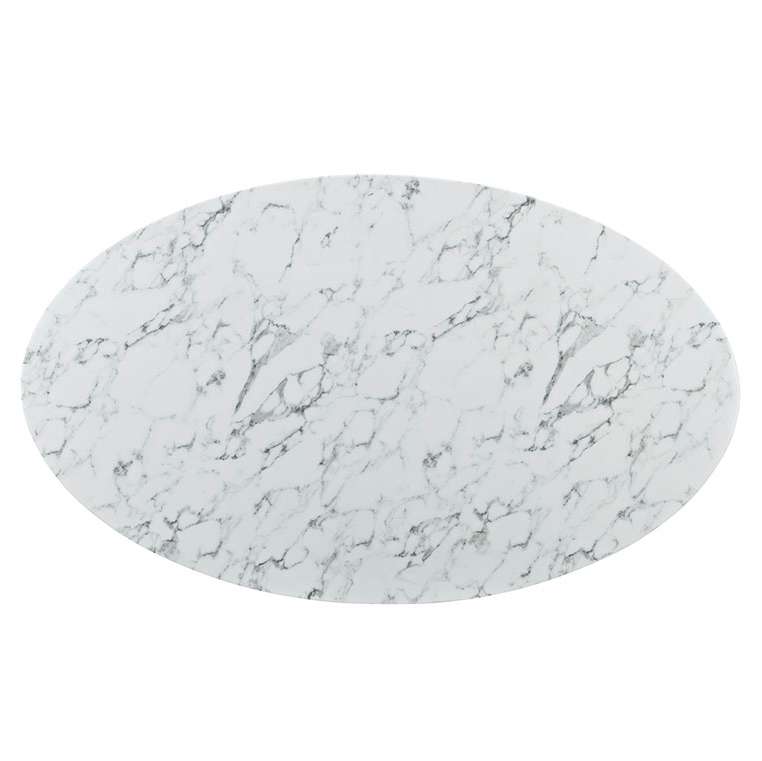 white marble table top. Odyssey 78\ White Marble Table Top
