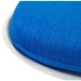 Odyssey Classic Modern Side Chair - Blue Cushion