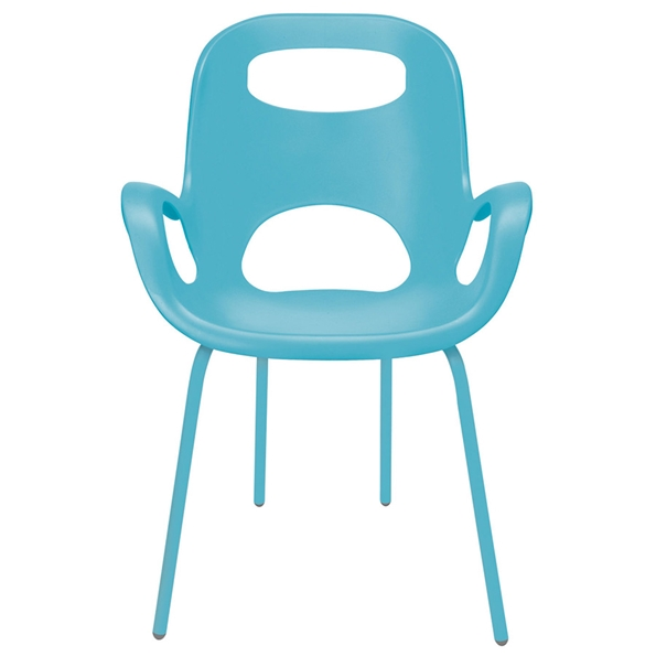Oh Dining Chair in Surf Blue