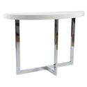 Contemporary Console Tables - Olivander Console Table White
