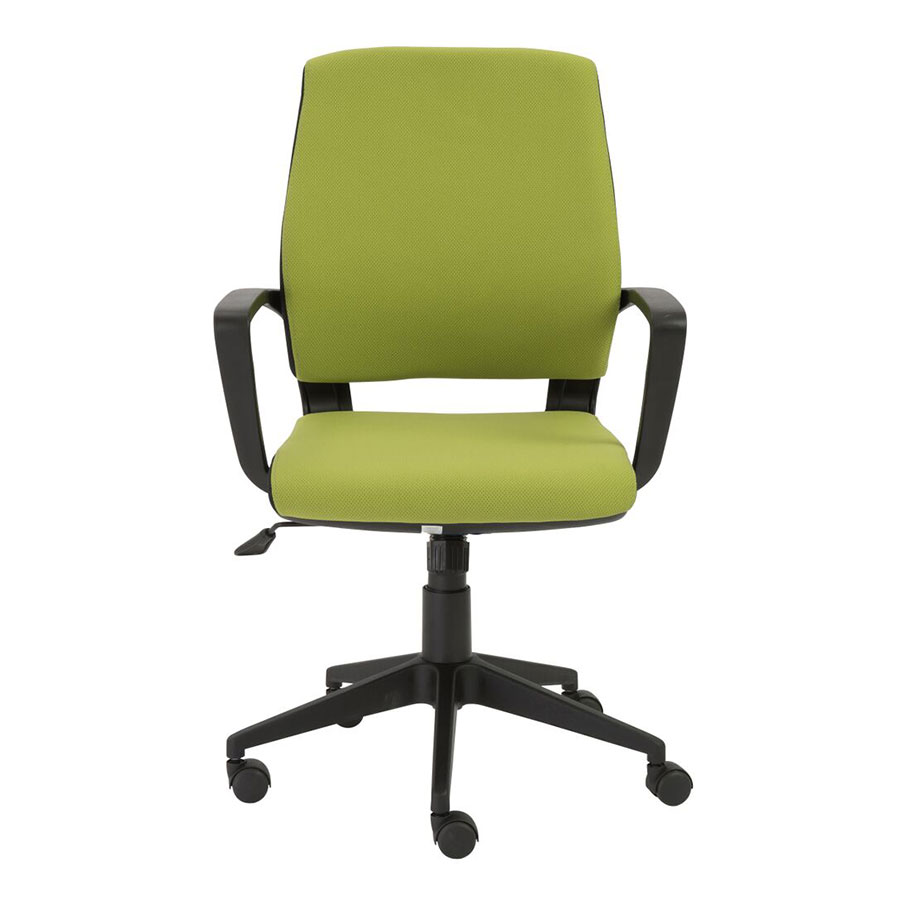 Green Desk Chairs modern desk chairs | olivia green office chair | eurway