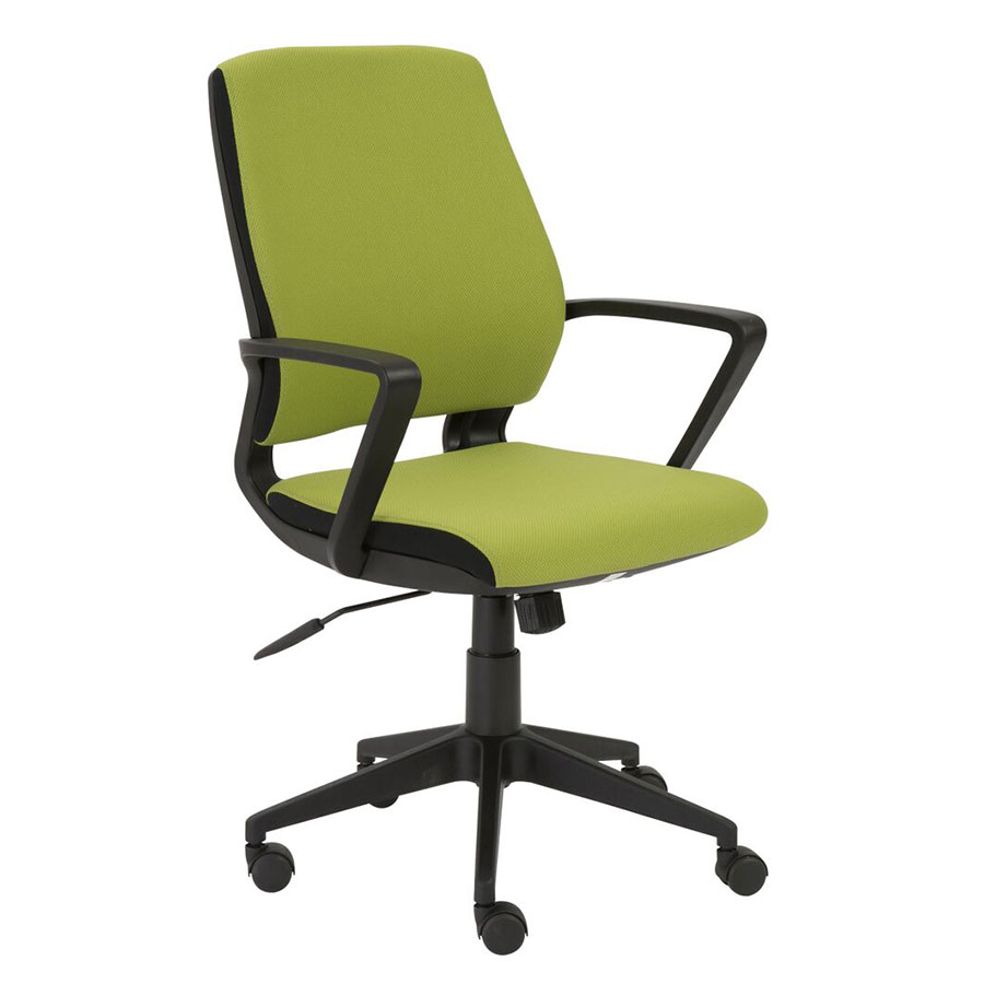 Call To Order Olivia Green Contemporary Office Chair
